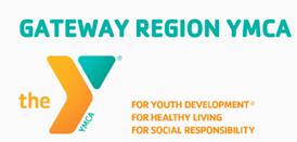 Gateway Region YMCA logo